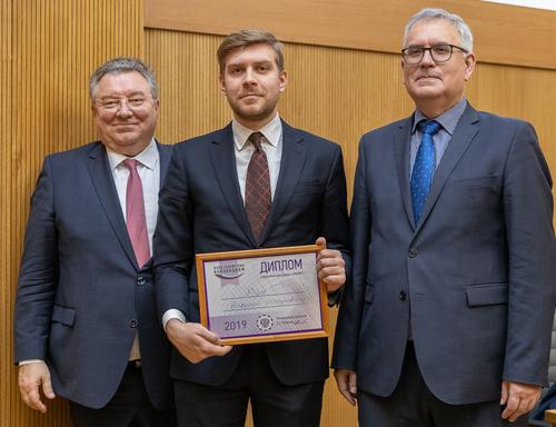 Поздравляем победителей программы «УМНИК в Санкт-Петербурге и Ленинградской области»