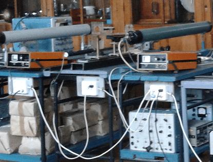 Научный семинар «Влияние геометрии сечения трубки лазера на его мощность»