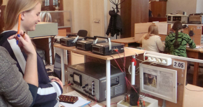 Электричество и магнетизм для технических институтов