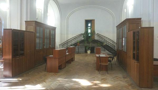 Лаборатория кафедры экспериментальной физики